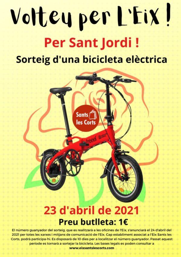 Sorteig Bicicleta Electrica